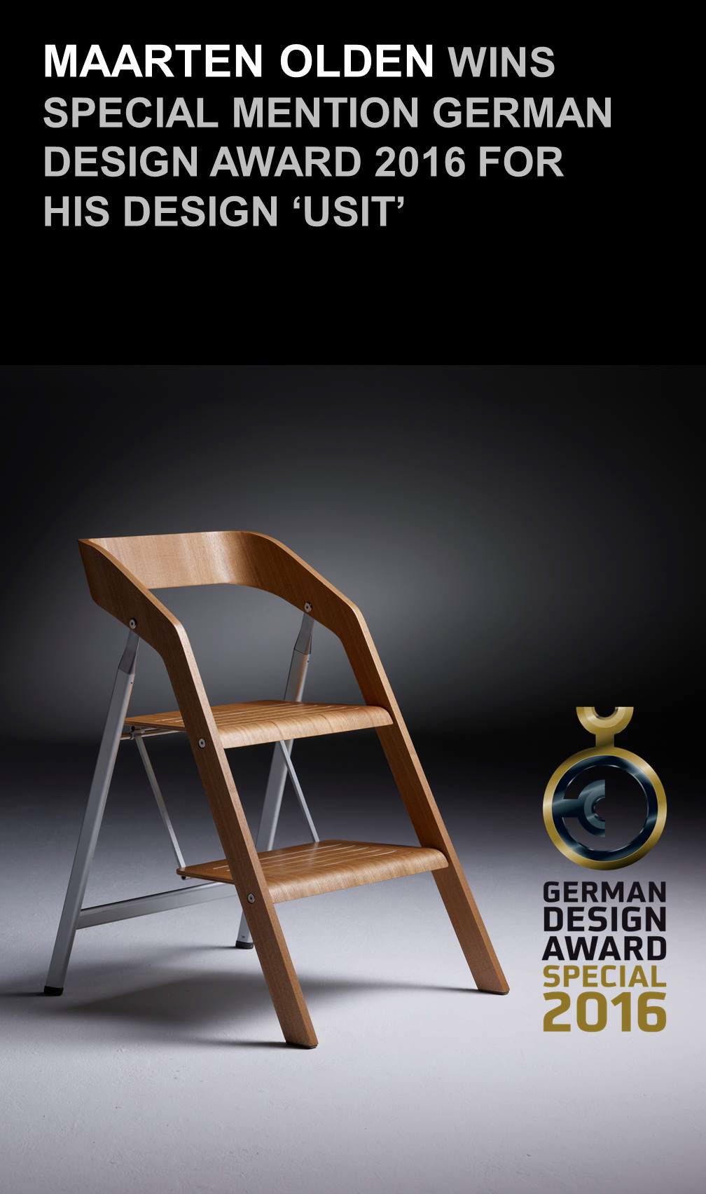 Marvelous Usit Finally A Chair Safe To Climb On Behance Caraccident5 Cool Chair Designs And Ideas Caraccident5Info