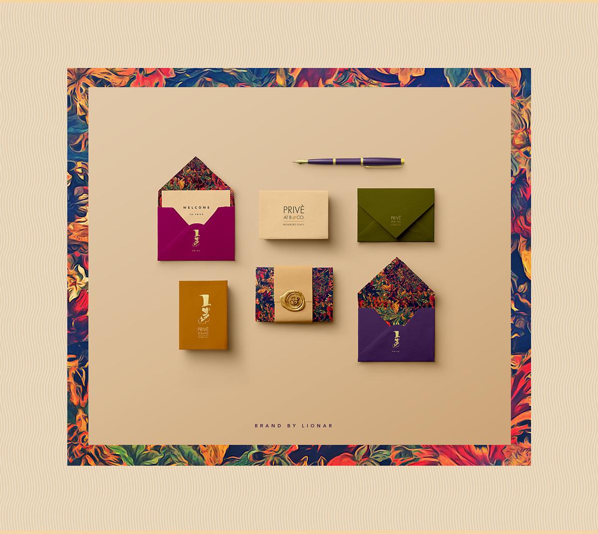 visual identity logo brand board