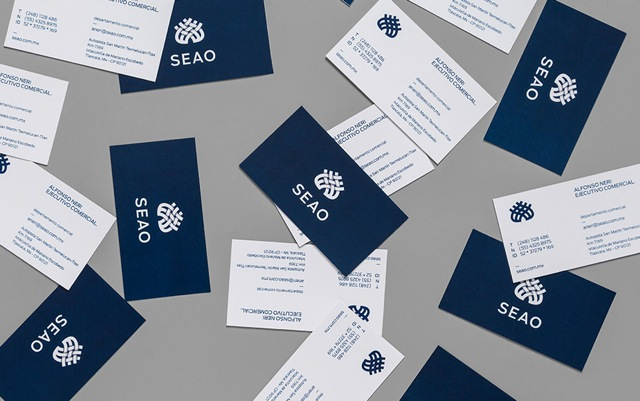 50 business cards on behance thank you colourmoves