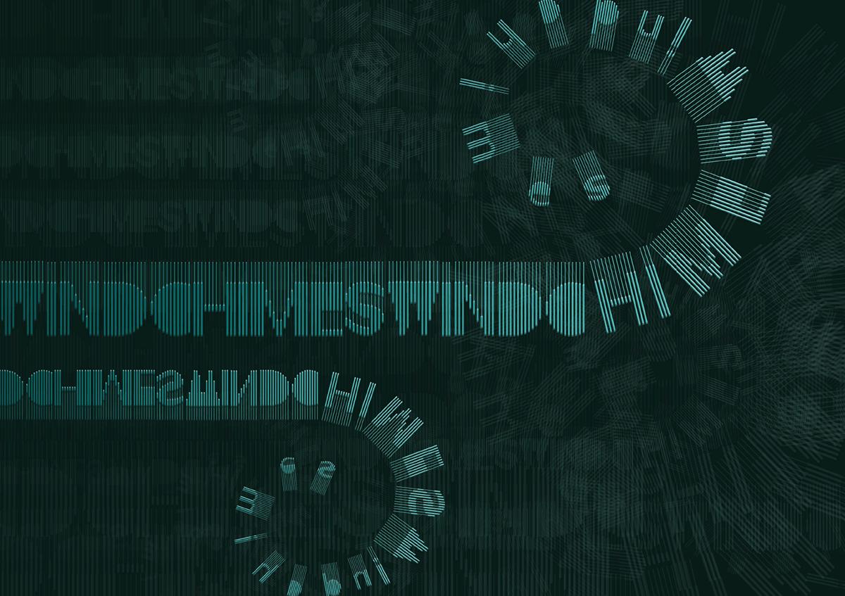 Image may contain: screenshot, art and clock