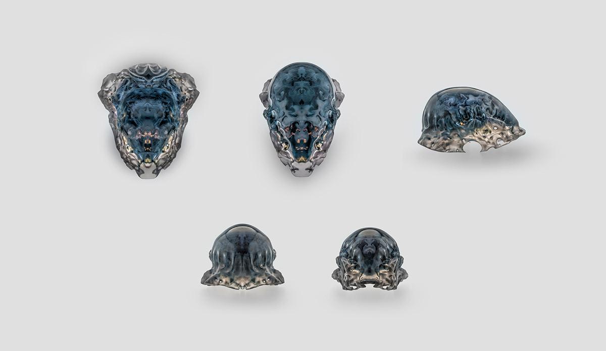 vespers,3d printing,generative design,material modelling,pattern formation