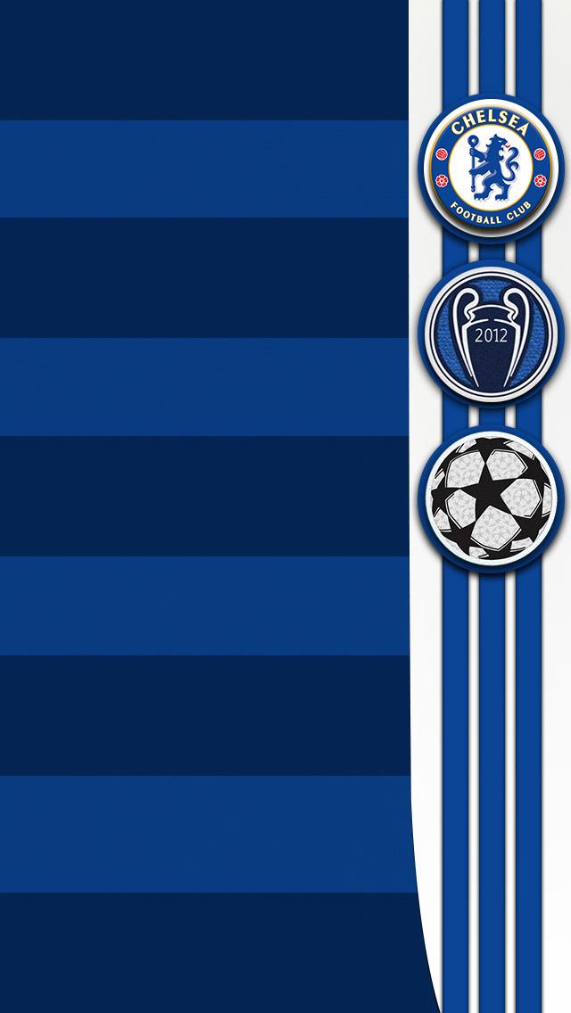 Football Wallpapers Chelsea Football Club On Behance