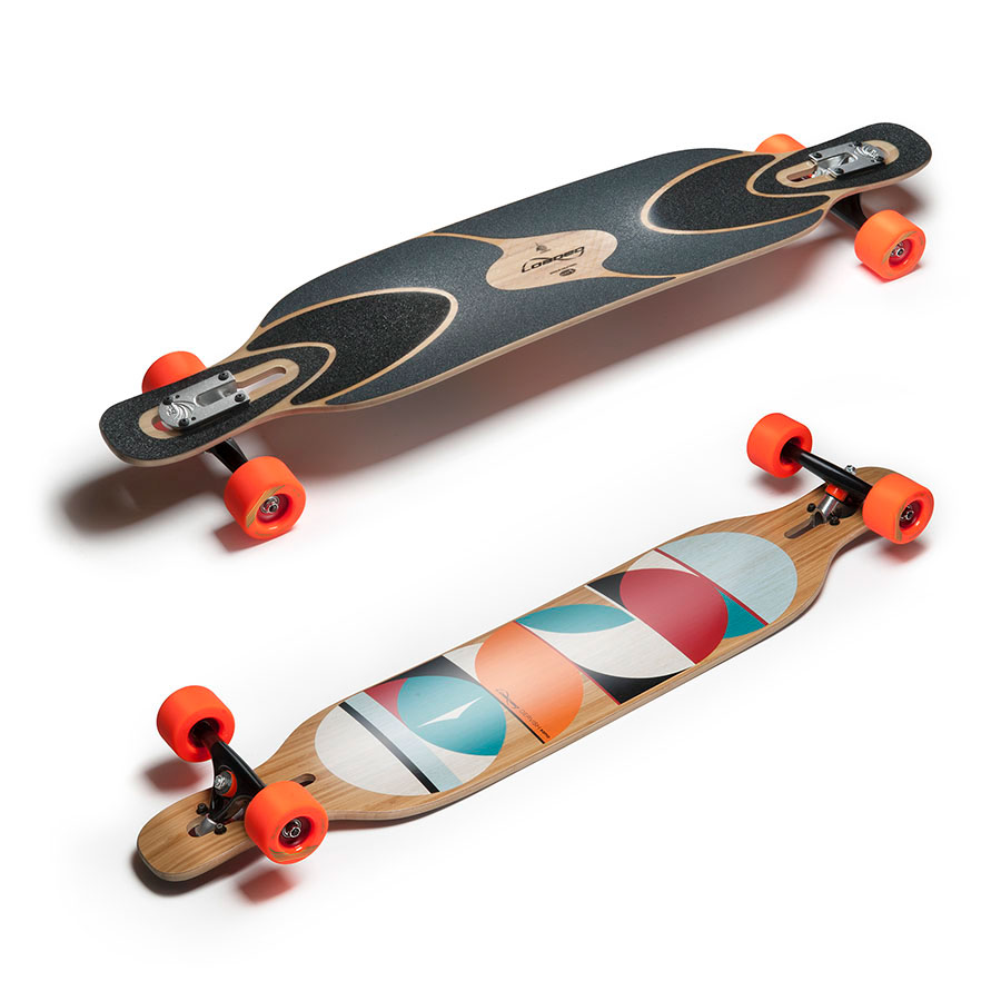 Loaded Boards Longboards On Behance