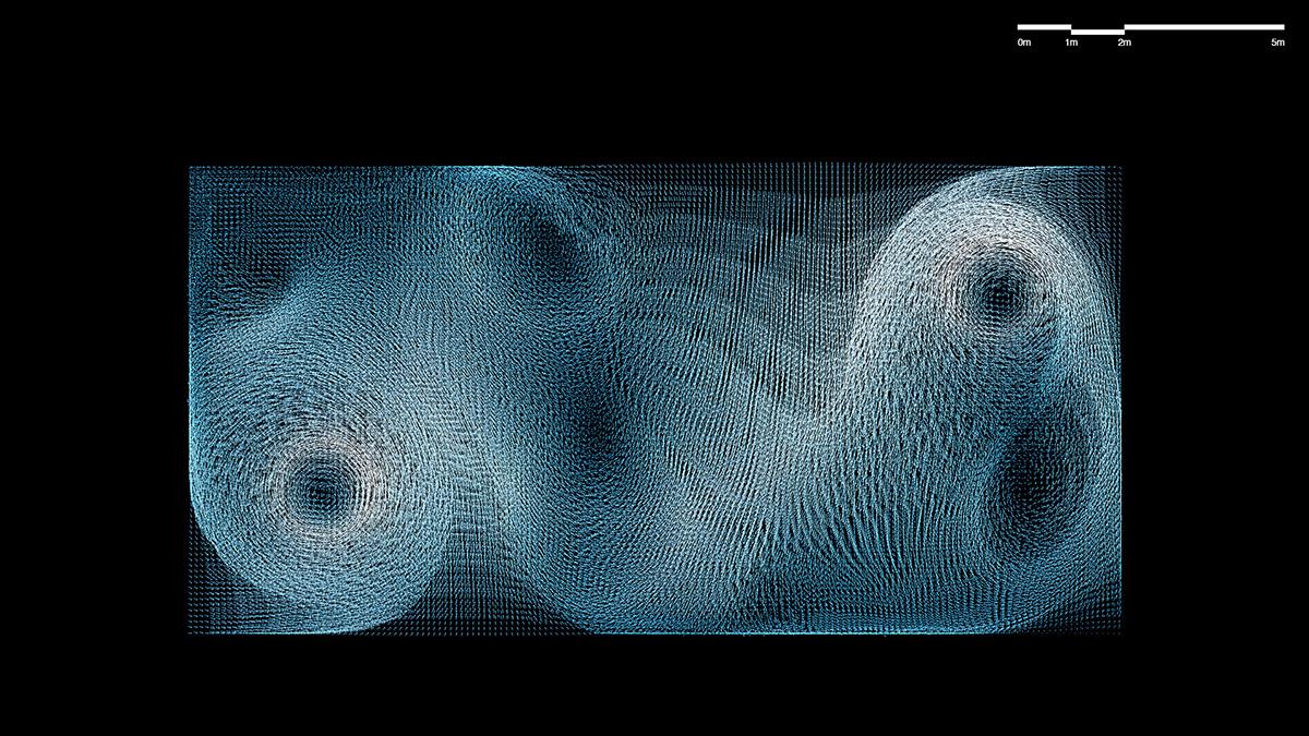 architecture design simulation future experimental procedural design Spa parametric