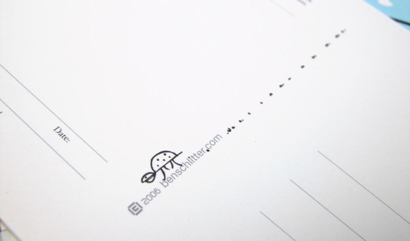 Adobe Portfolio sketchbook