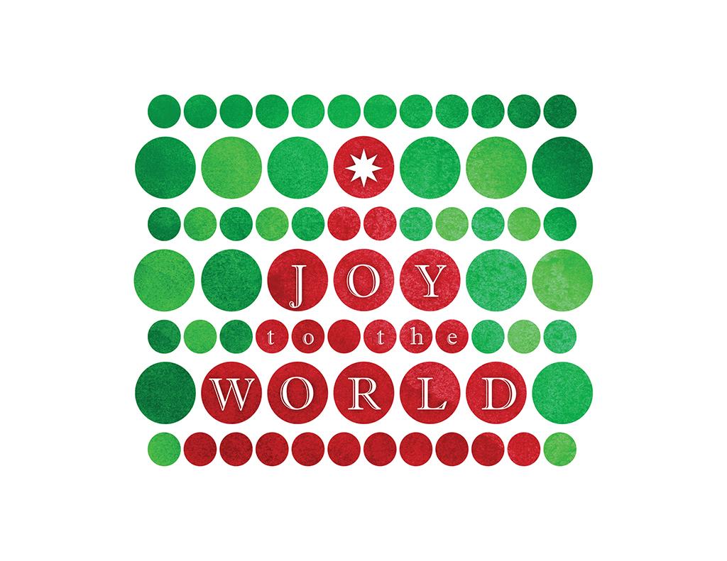Jeremy Culp Joy To The World Logo