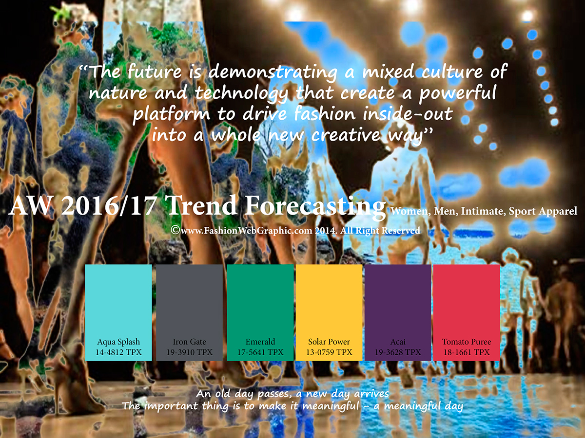 fashion forecasting Get this from a library fashion forecasting [evelyn l brannon lorynn divita] -- how do retailers decide which colors and styles are featured in their stores what.