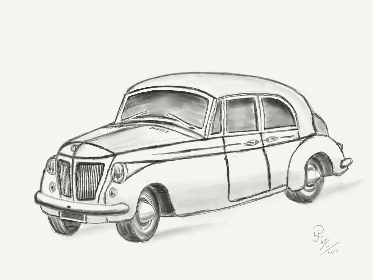 The Hirondelle 6 - An Automotive Fiction on Behance