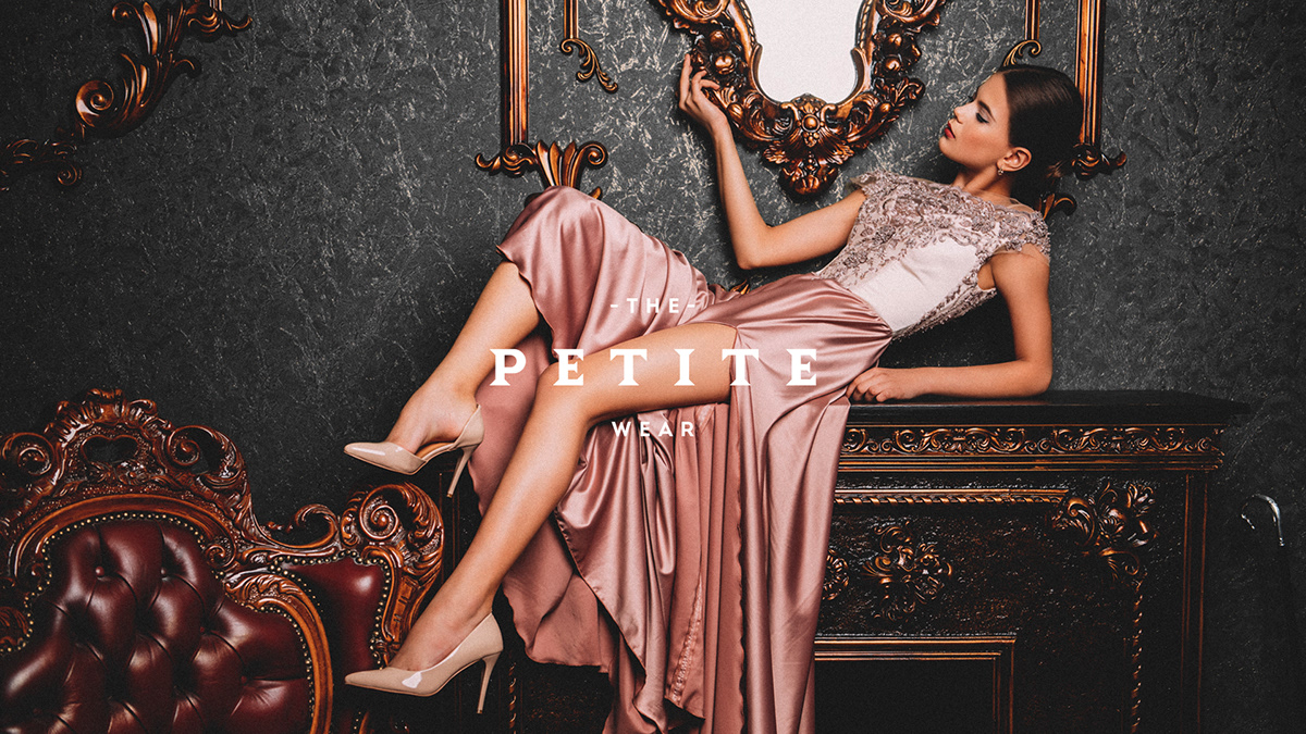brand Clothing dress elegant Fashion  Gala identity store Style