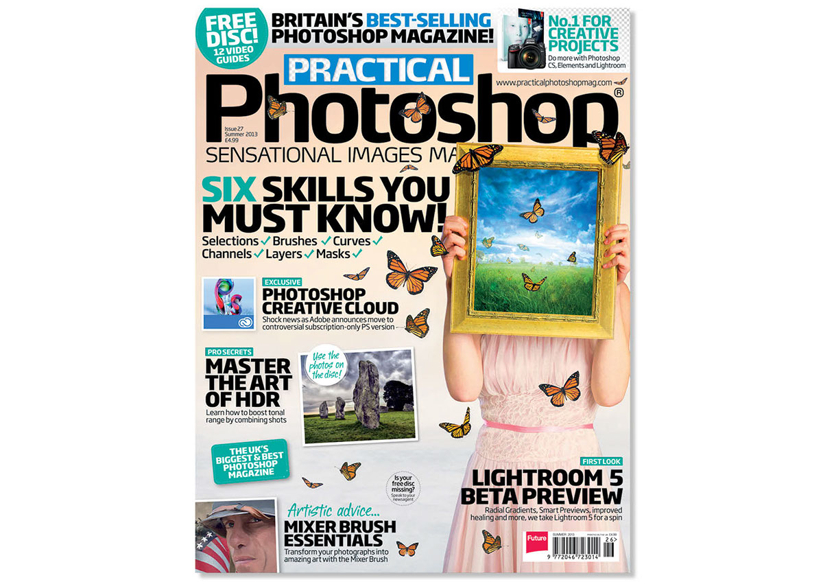 Practical Photoshop Magazine Cover Design On Behance