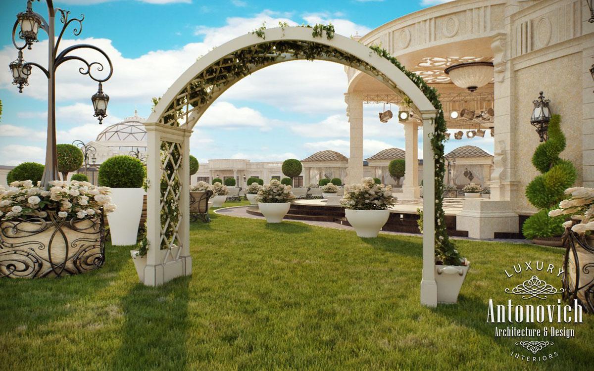 Landscape design Dubai from Luxury Antonovich Design on ...