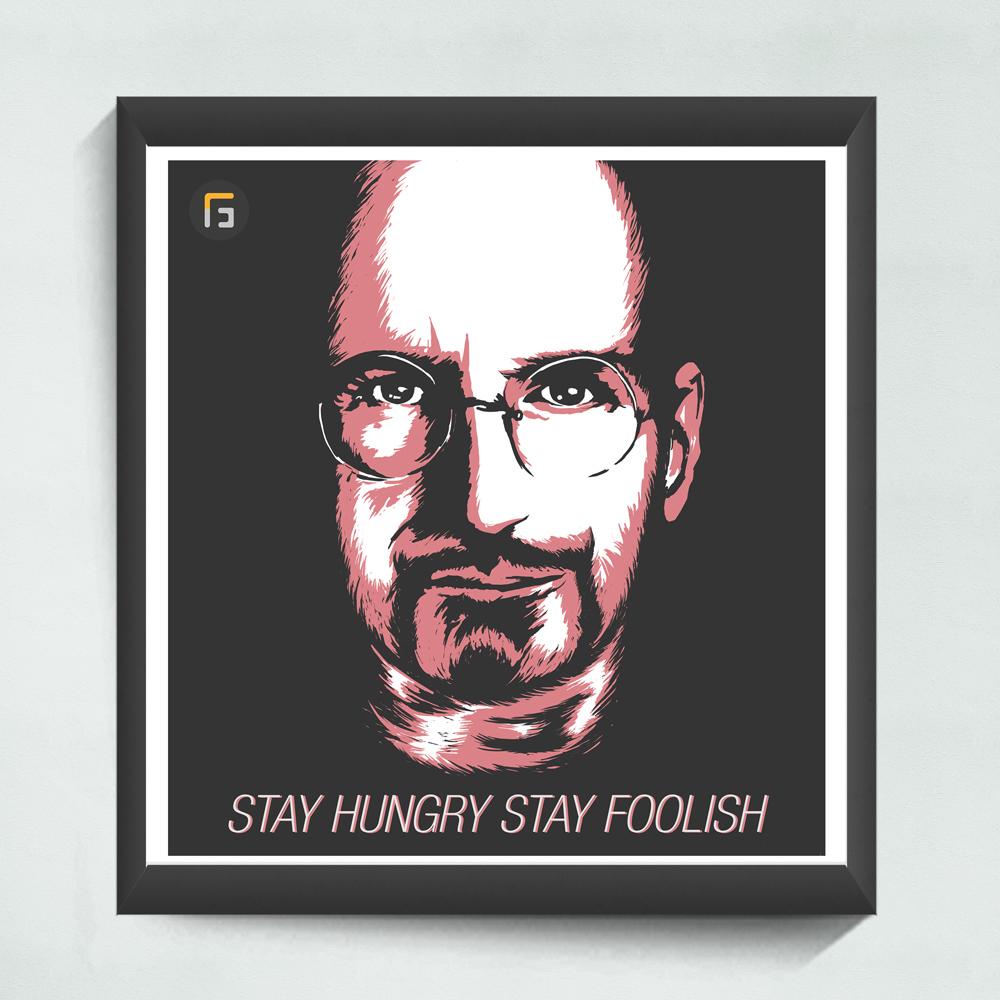 Technology Steve Jobs apple CEO Apple artworks tech wacom photoshop