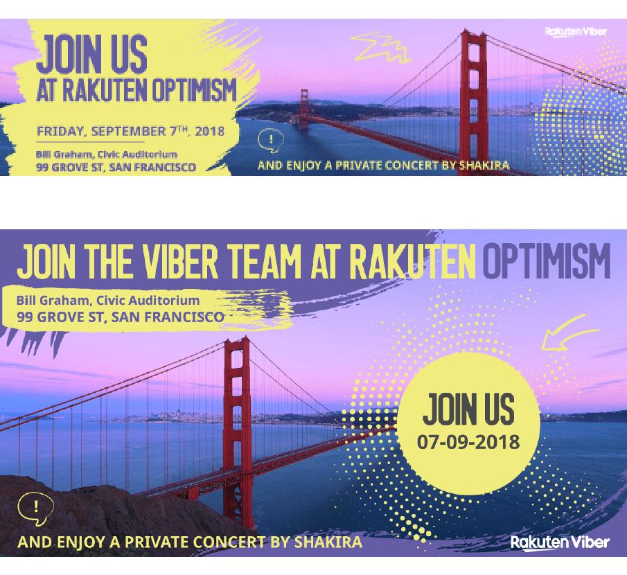 Client: Viber Rakuten / web design on Behance