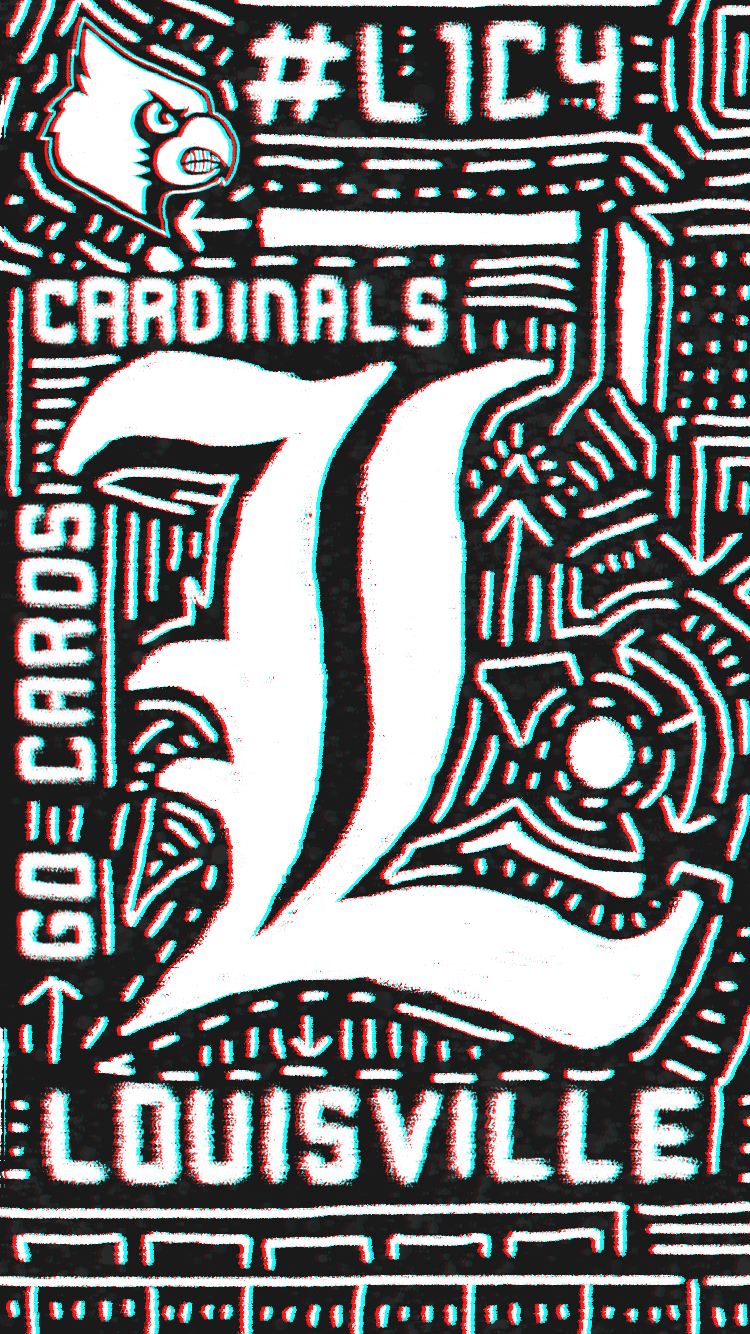 Louisville Cardinals Wallpaper Wednesday Concepts On Behance