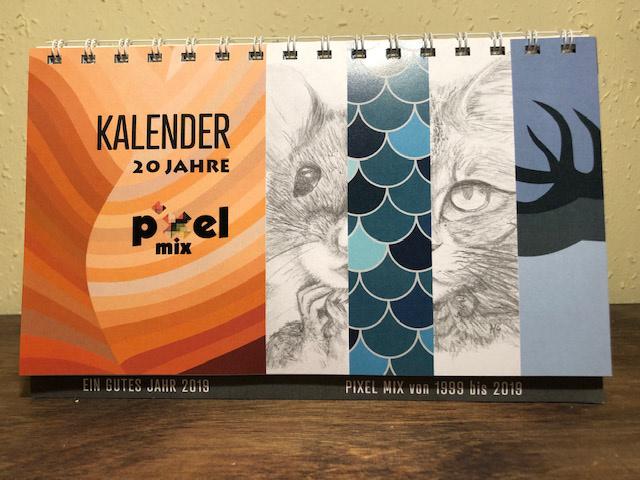 Adobe Portfolio Kalenderprojekte Tierzeichnungen animals ILLUSTRATIONEN abstraktes design Illustrator InDesign