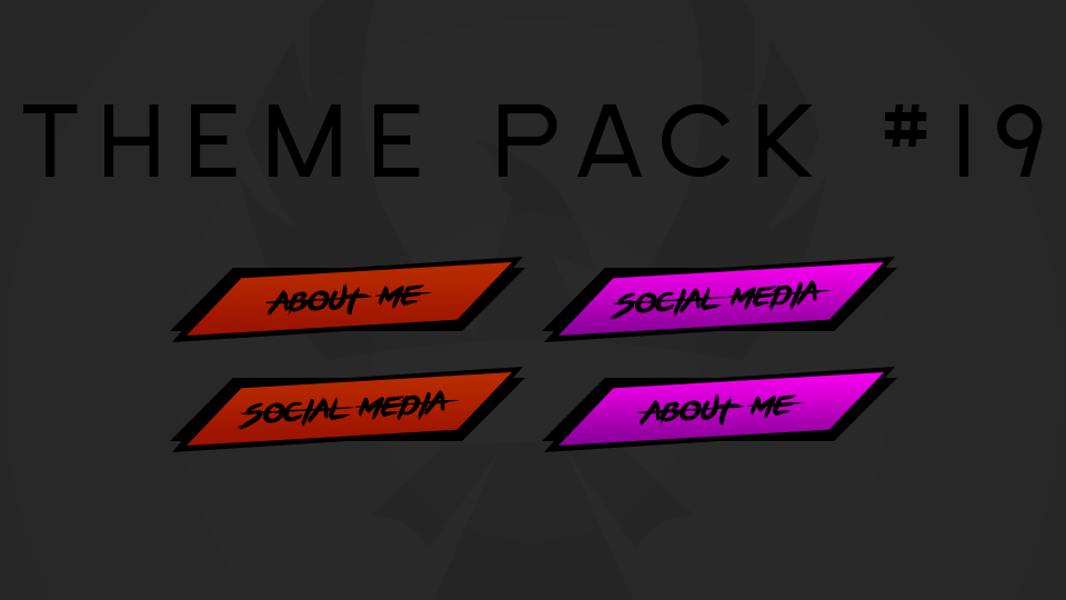 Adobe Photoshop Twitch panels buttons