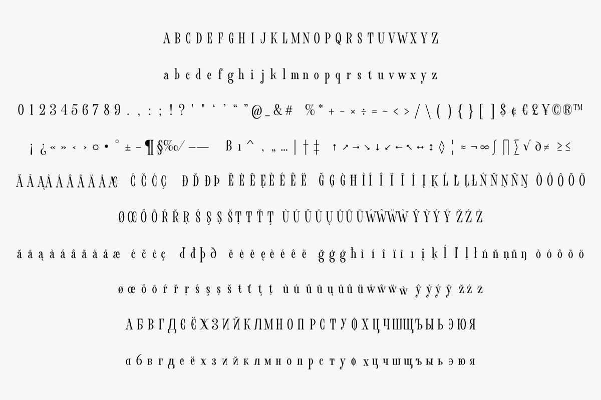 elegant free Free font free fonts Headline light minimal serif Title Typeface