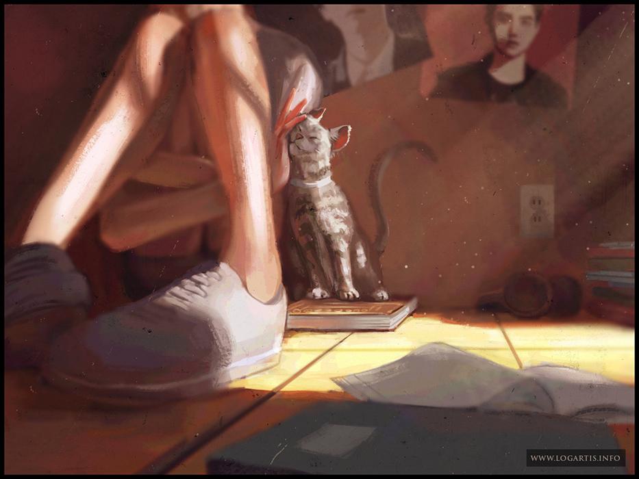 Cat exo foot girl kitten shoes teen books kpop legs poster sneakers sunlight logartis gergelygizella