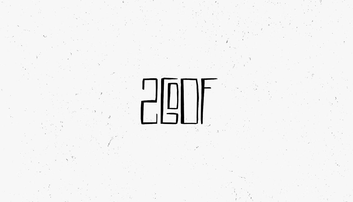 BACO branding  logo social media Evento rap hiphop handwriting