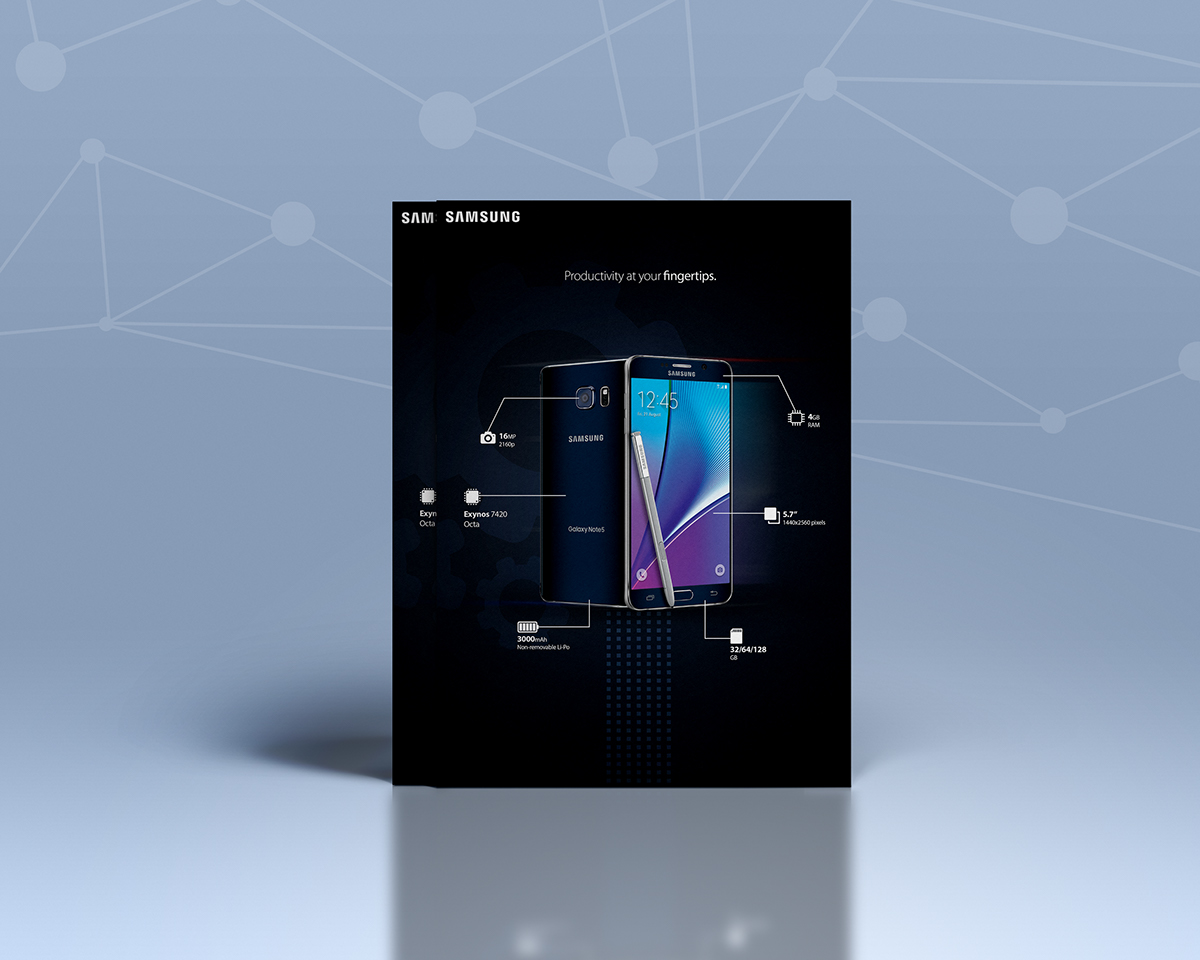 samsung marketing concept To promote its new galaxy tab s2, samsung and cheil have crafted an  the  concept is supported by a series of ambient outdoor ads with.
