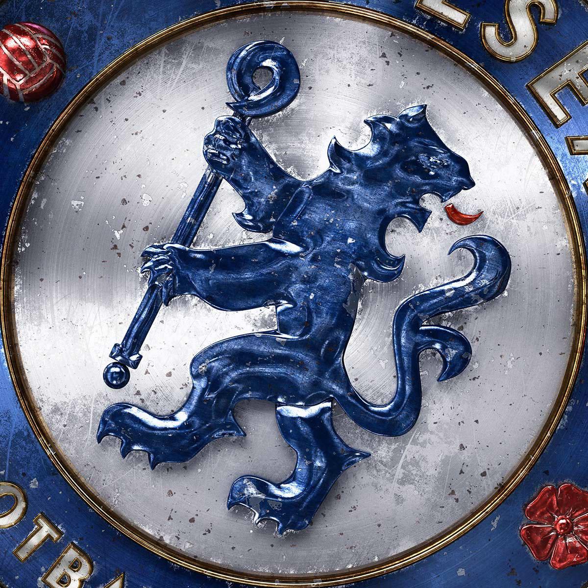 Talisman & Co.   Chelsea Badge   Andrei Lacatusu