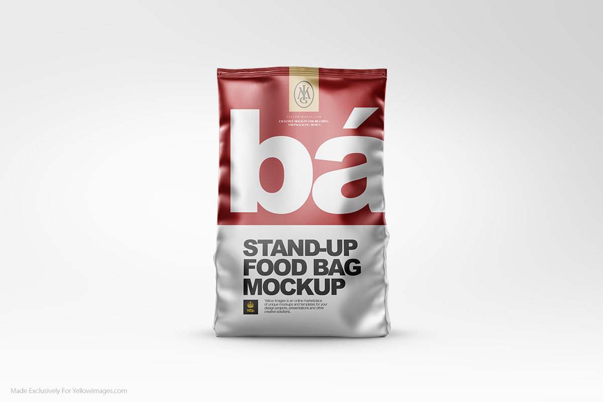 Download 8 Food Bags Psd Mockups On Behance PSD Mockup Templates