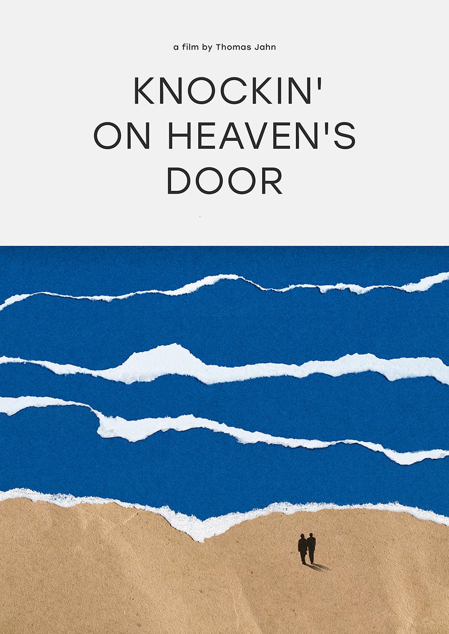 Poster for Knockin' on Heaven's Door movie