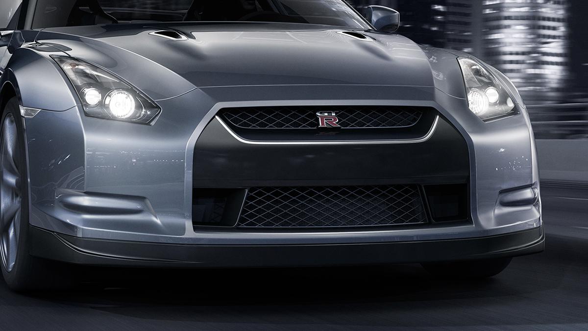 CGI modelling vray 3D Visualising Nissan GTR singapore