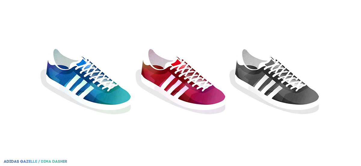 Talisman & Co. | Adidas Gazelle | Dima Dasher