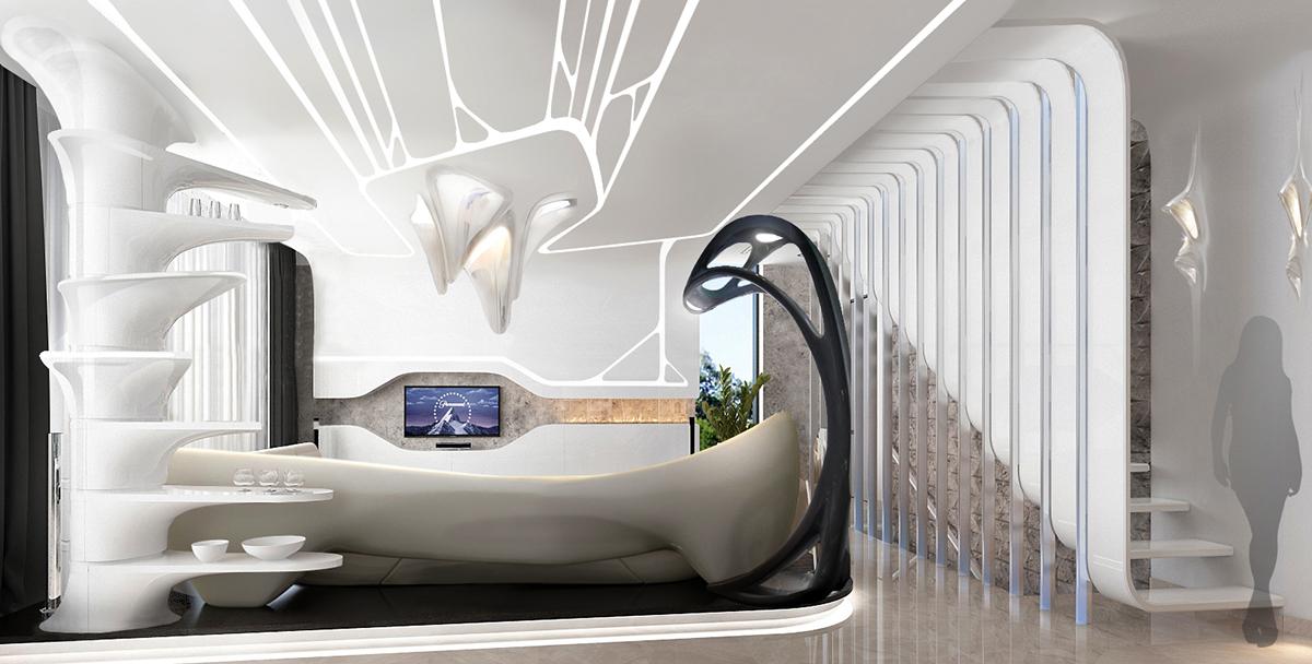 digital interior design parametric style on behance rh behance net digital interior design board digital interior design board programs