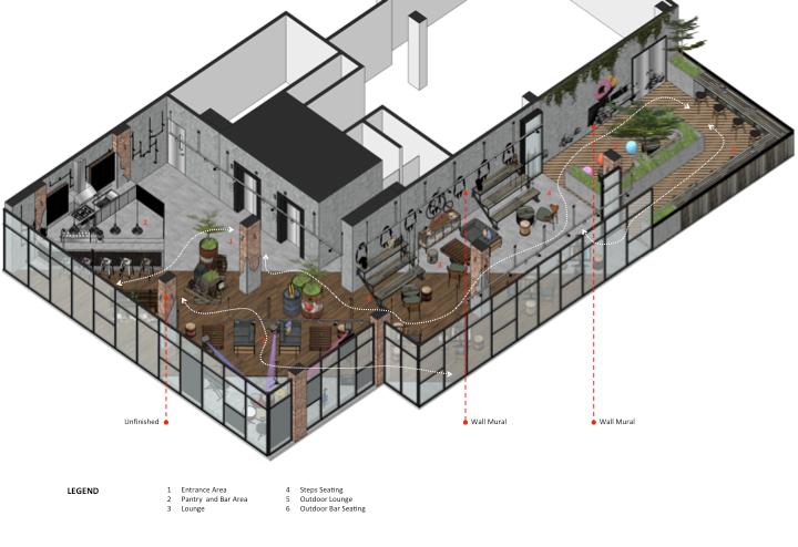Rooftop Bar on Behance