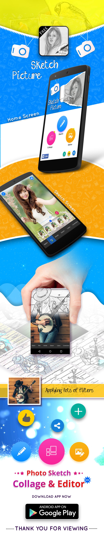 Photo sketch pencil sketch android app on pantone canvas gallery
