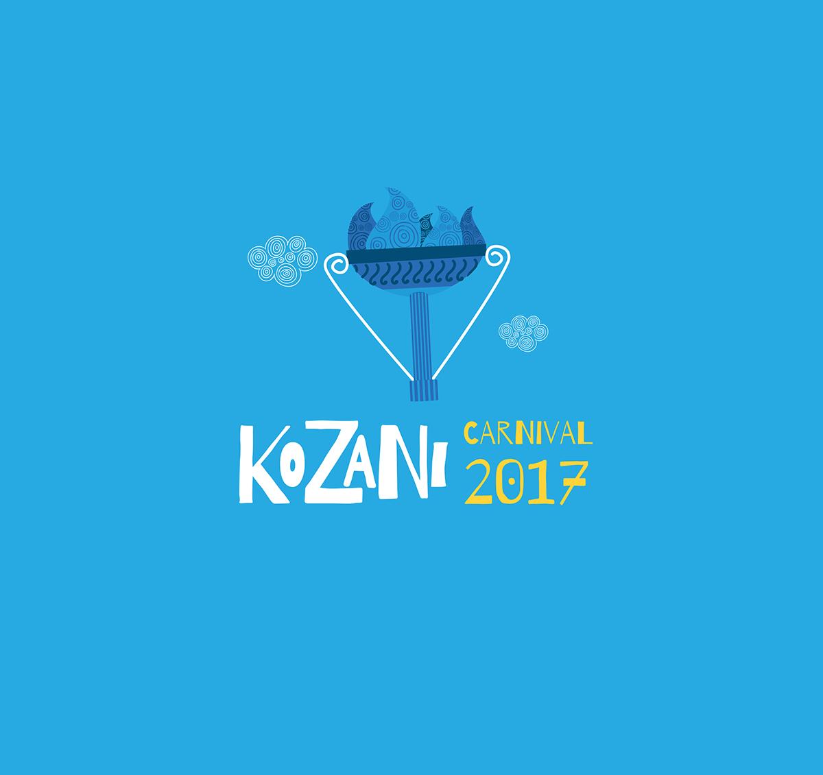 Kozani Carnival 2017 on Behance