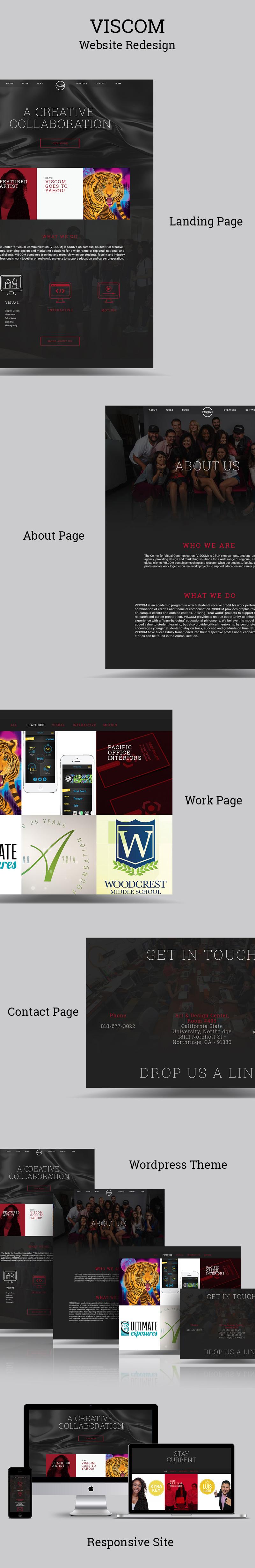 Website wordpress bootstrap site