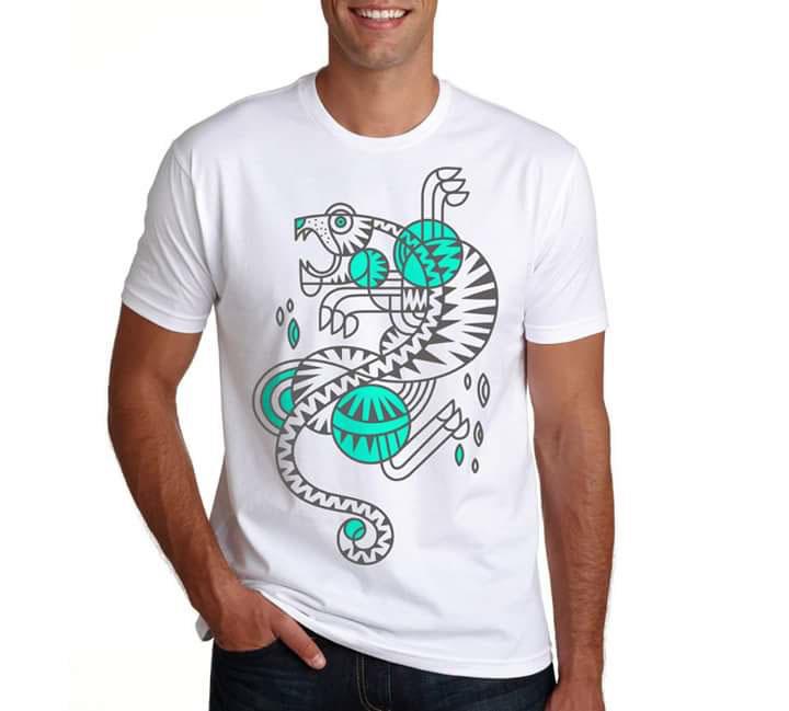 animal Tshirt design