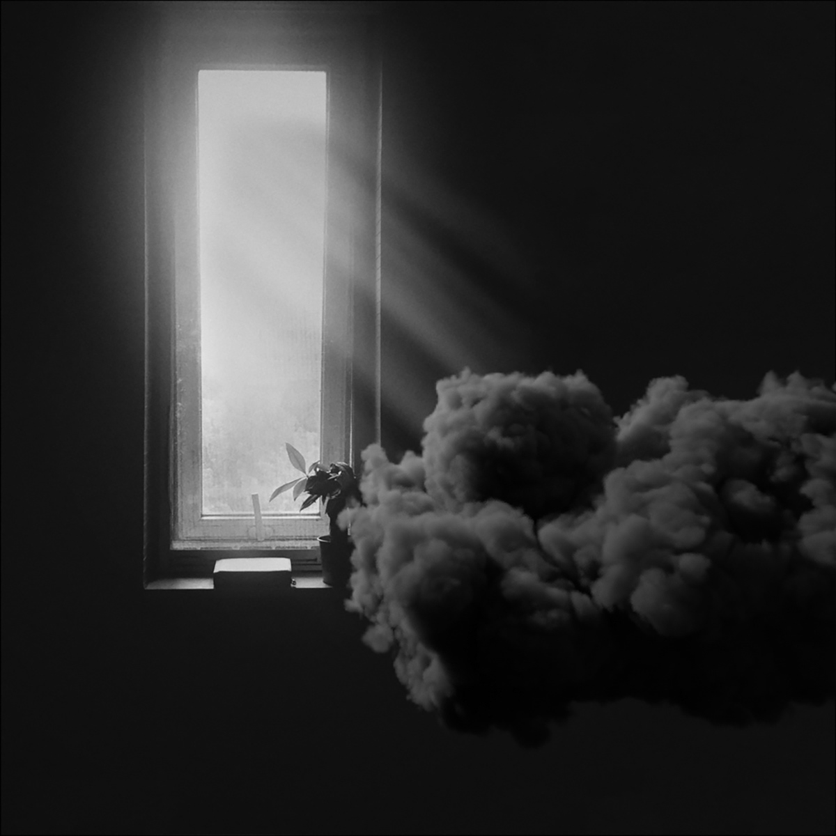 clouds glitchnobody Render