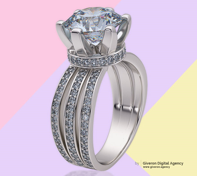 3d design jewelry design jewelry animation 3d modeling Jewellery 3D CAD