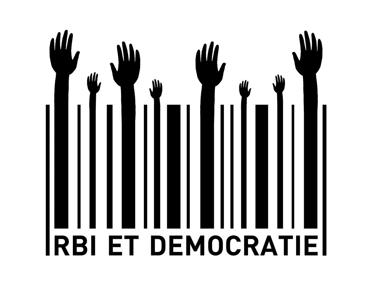 RBI revenu argent politique votation militer journal newspaper démocratie gens humains feminisme girl woman man