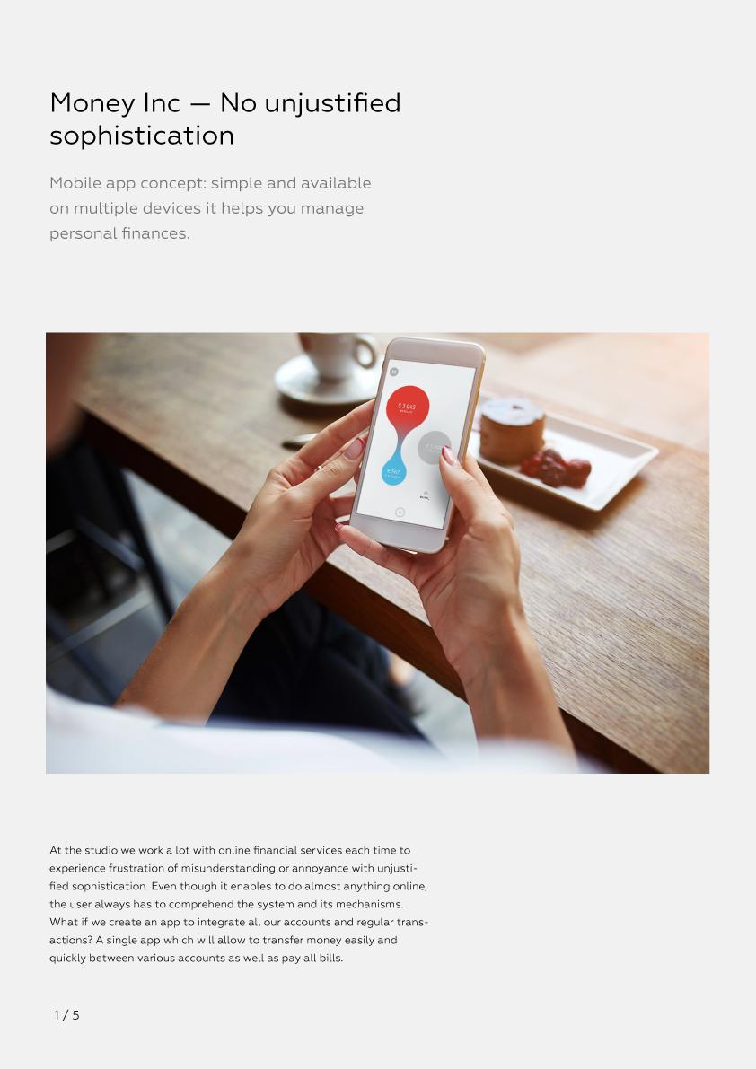 app Bank finance animation  UI ux clear Minimalism