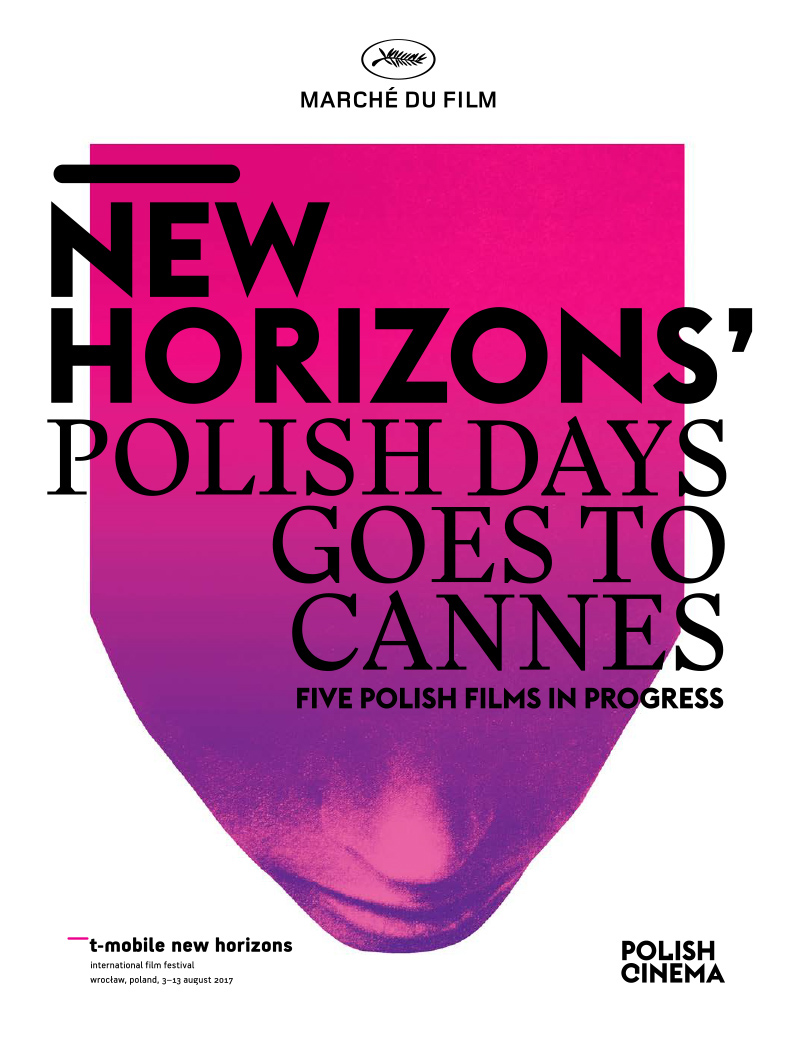 poster,Cannes,france,Cinema,visual,poland,design,typography