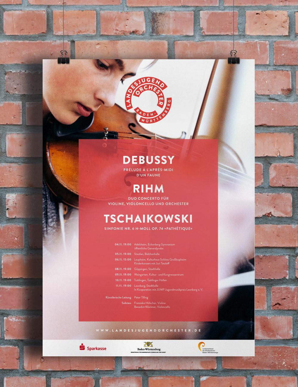 broschure Corporate Design dynamisch Erscheinungsbild logo Plakate Webseite