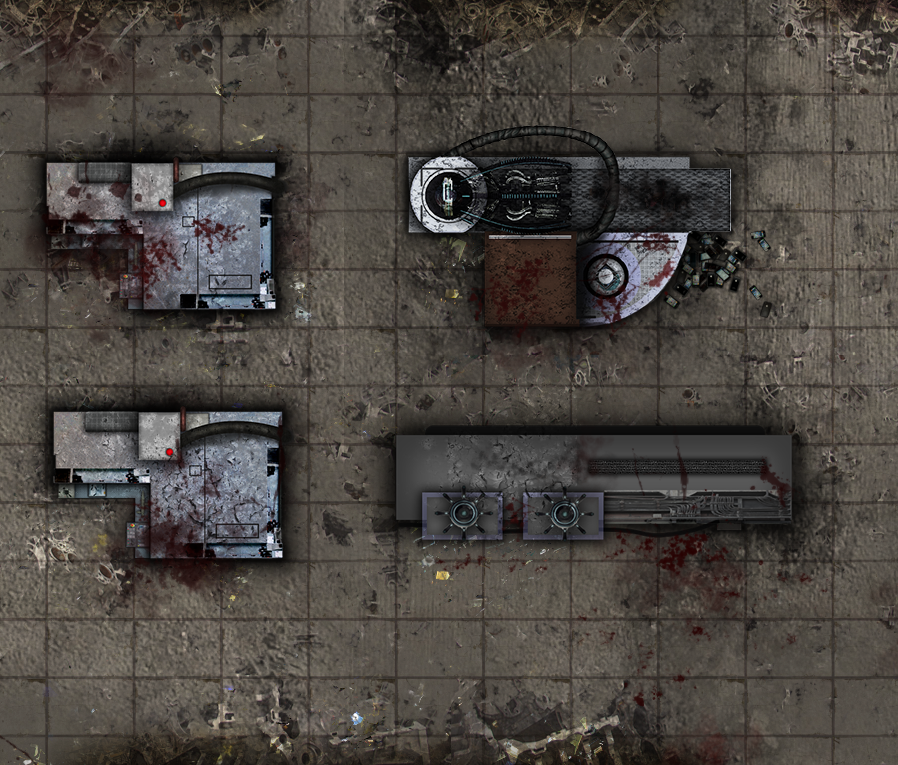 Top Down Shooter Map On Behance