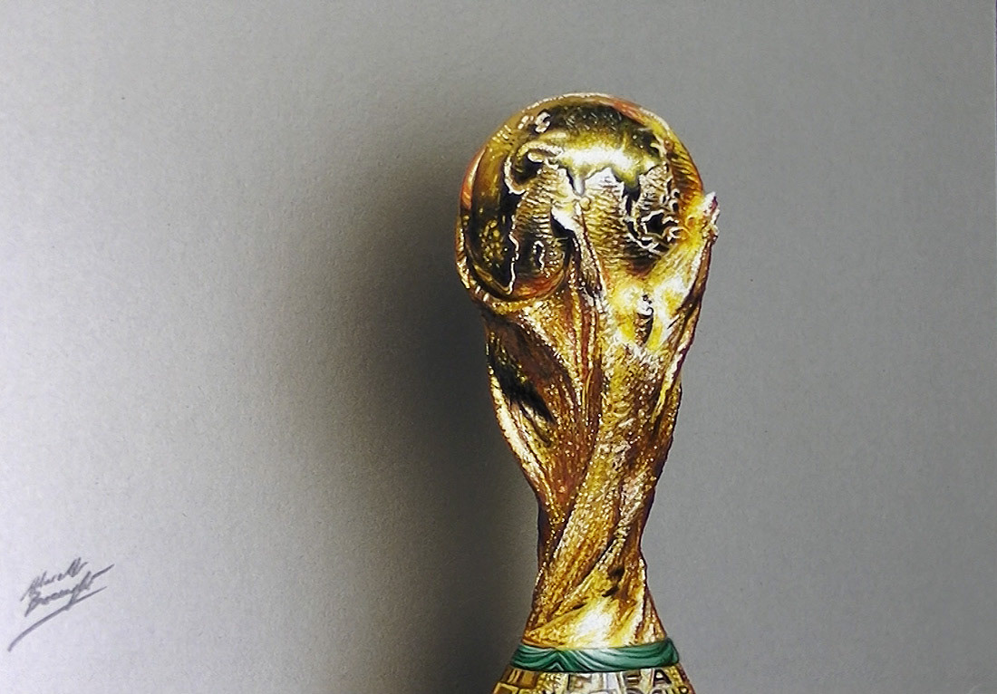 Draw It Again World Cup On Behance
