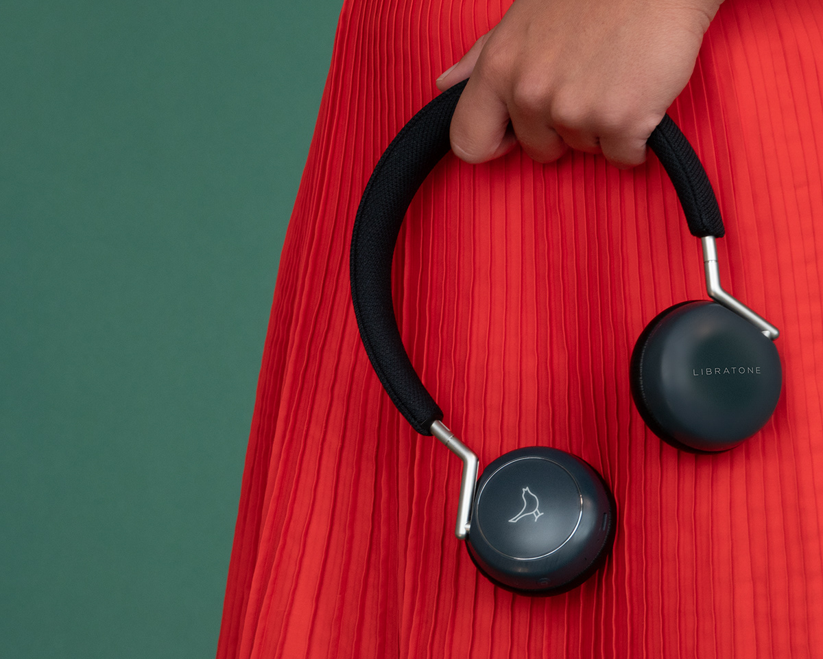 libratone Danish Design industrial design  Nordic Design Scandinavian design product design  design agency Swift Creatives design consultancy headphone design