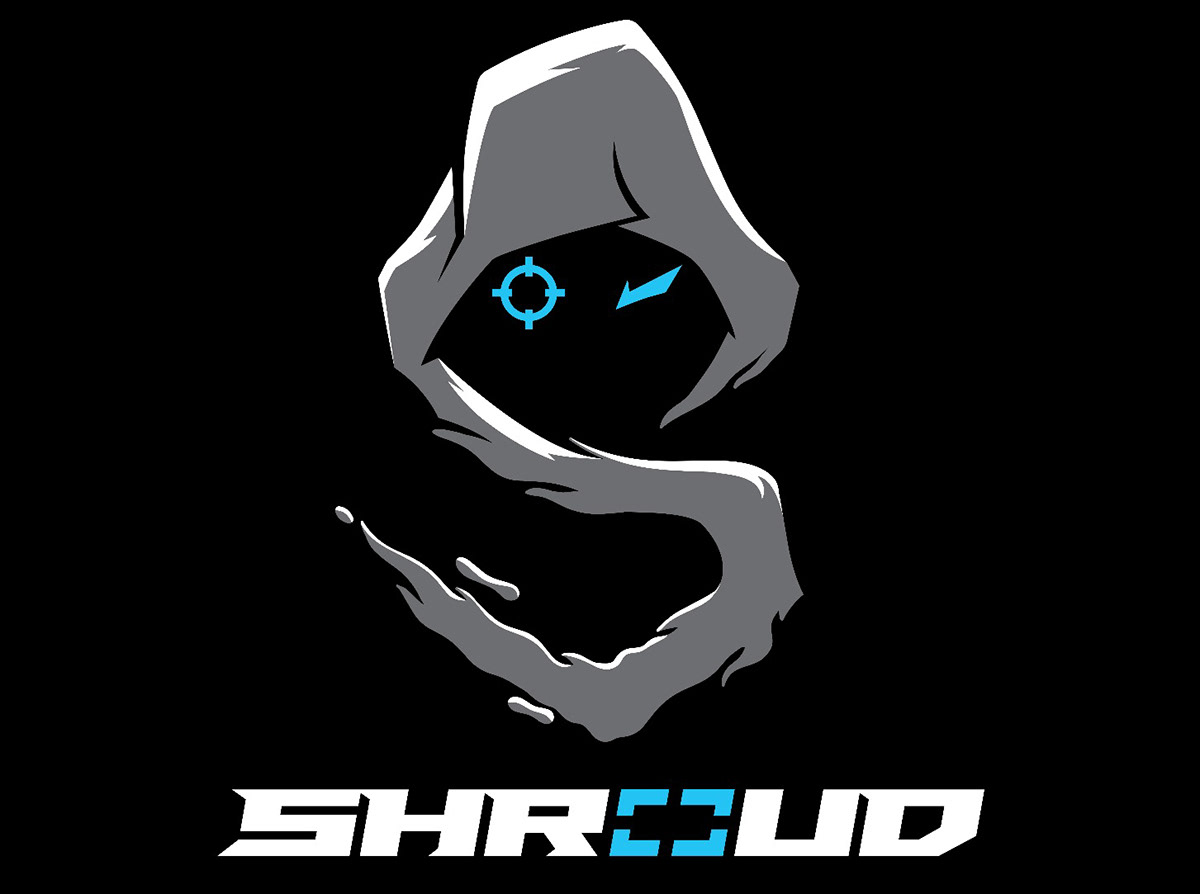 Shroud Logo Design On Wacom Gallery