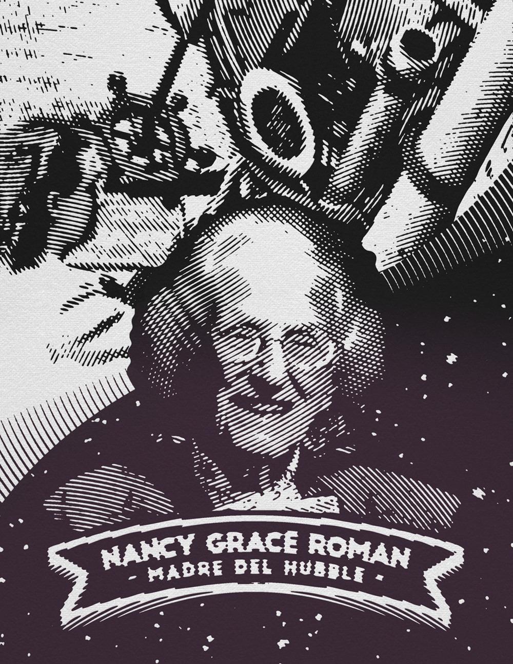 astronomy hubble Nancy nasa power roman science Space  Telescope women