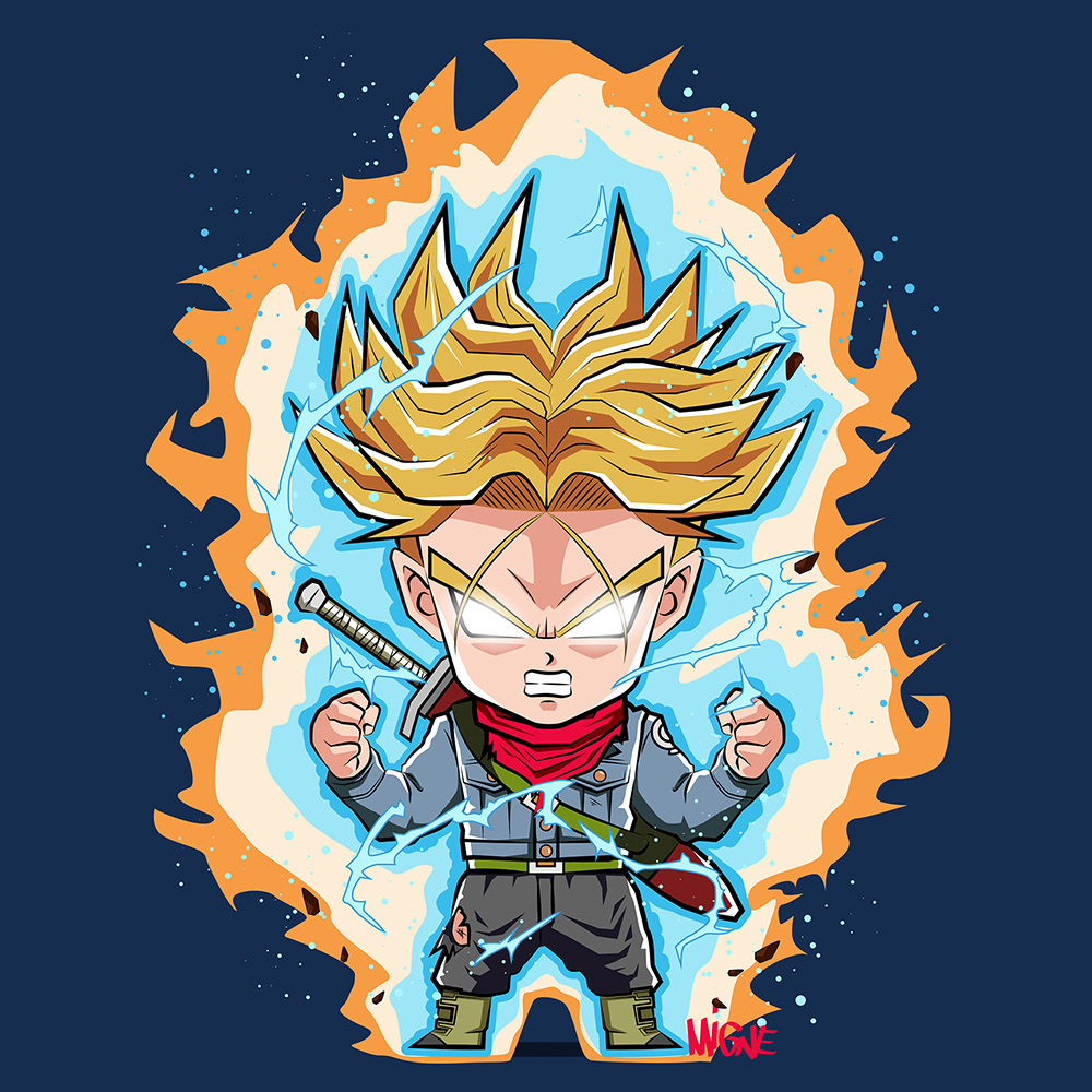 DragonBall Chibi Collection On Behance
