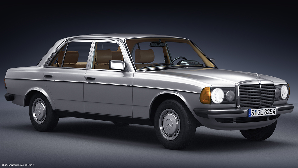 File:Mercedes-Benz 230E (W123) registered August 1985 ...   Benz W123