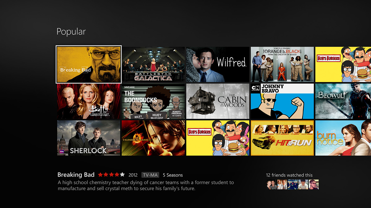 how to remove a show from continue watching list netflix