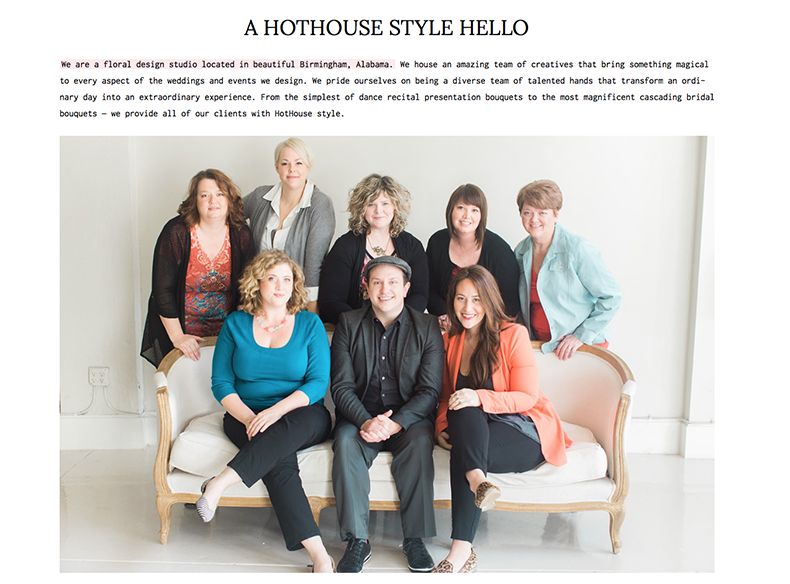 Hothouse Design Studio On Behance